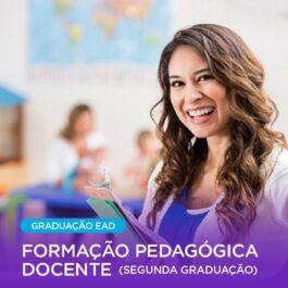 Formação Pedagógica Docente (Segunda Graduação)