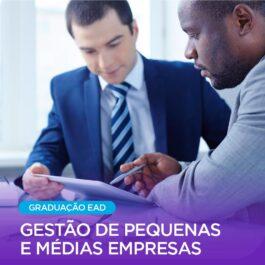 Gestão de Pequenas e Médias Empresas