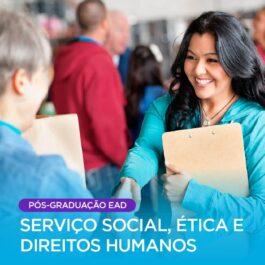 Serviço Social, Ética e Direitos Humanos