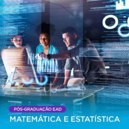 Matemática e Estatística