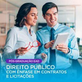 Direito Público com ênfase em Contratos e Licitações
