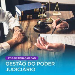 Gestão do Poder Judiciário