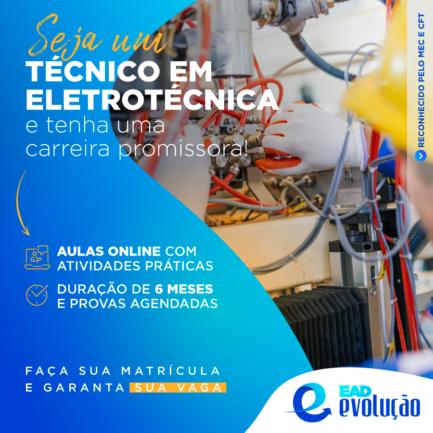 Curso Técnico em Eletrotécnica