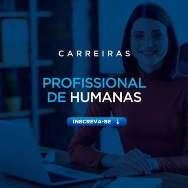Profissional de Humanas